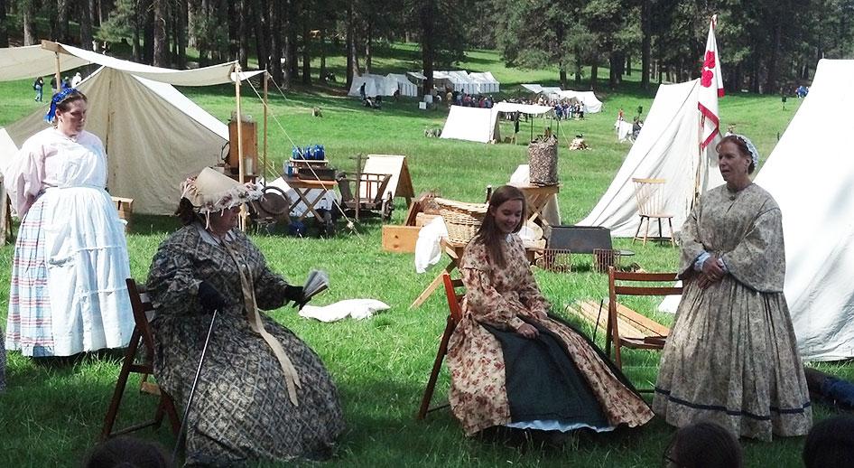 2014-05-16 Civil War Field Trip