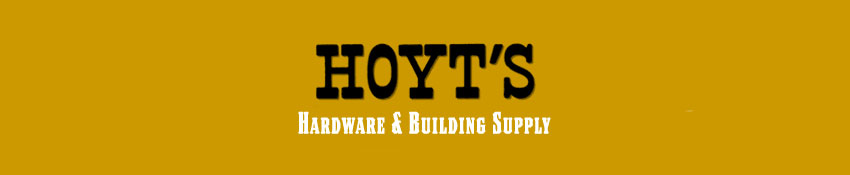 Hoyt's Hardware & Building Supplies