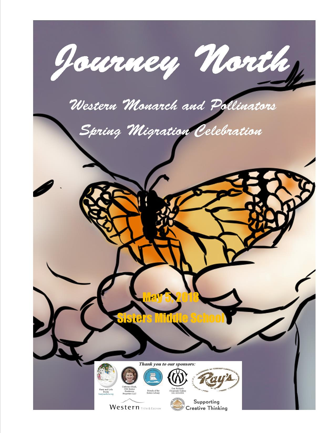 Journey North Poster