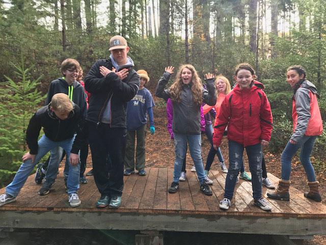 2017-11-02 7th Grade Field Trip