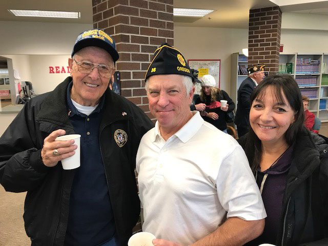 2017-11-09 Veterans Day Celebration