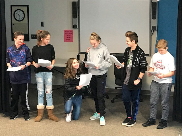 2017-12-21 Readers Theater